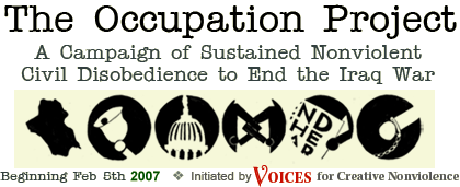 http://www.vcnv.org/project/the-occupation-project